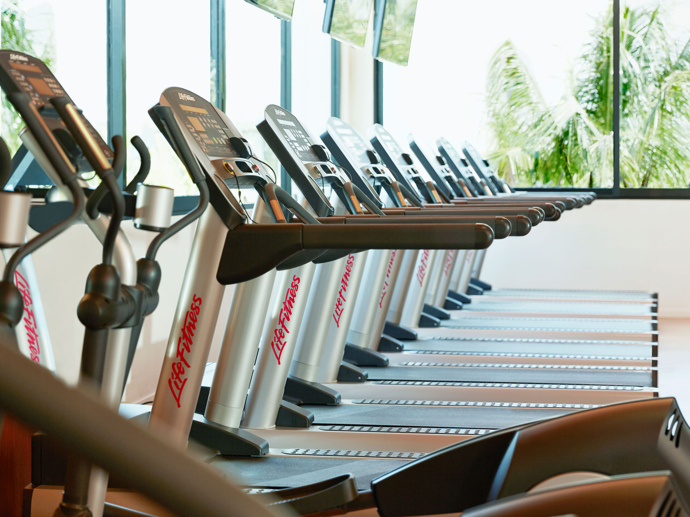 Fully Equipped Gym at Finest Playa Mujeres Resort