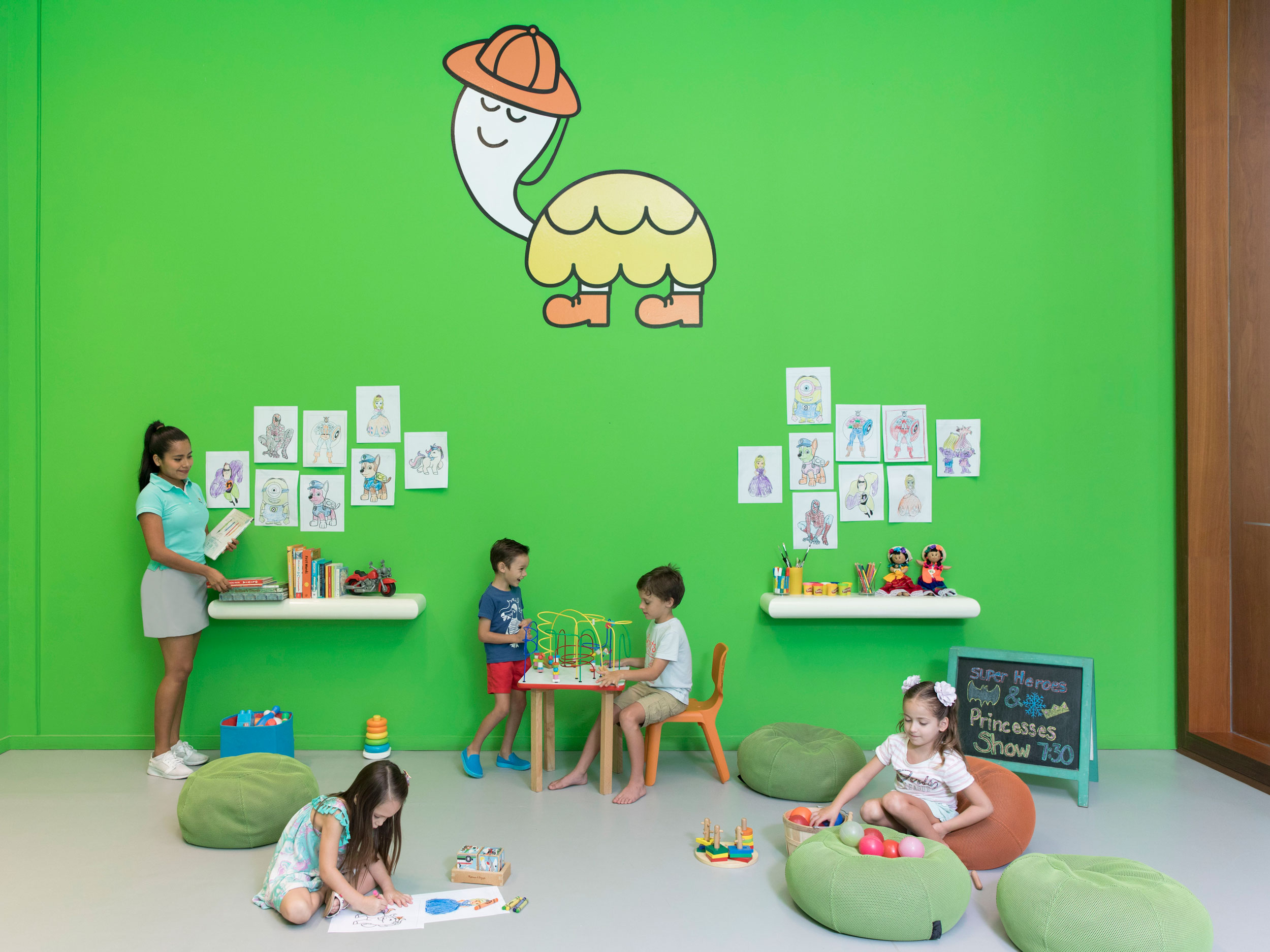 Cancun Resort Kids Club