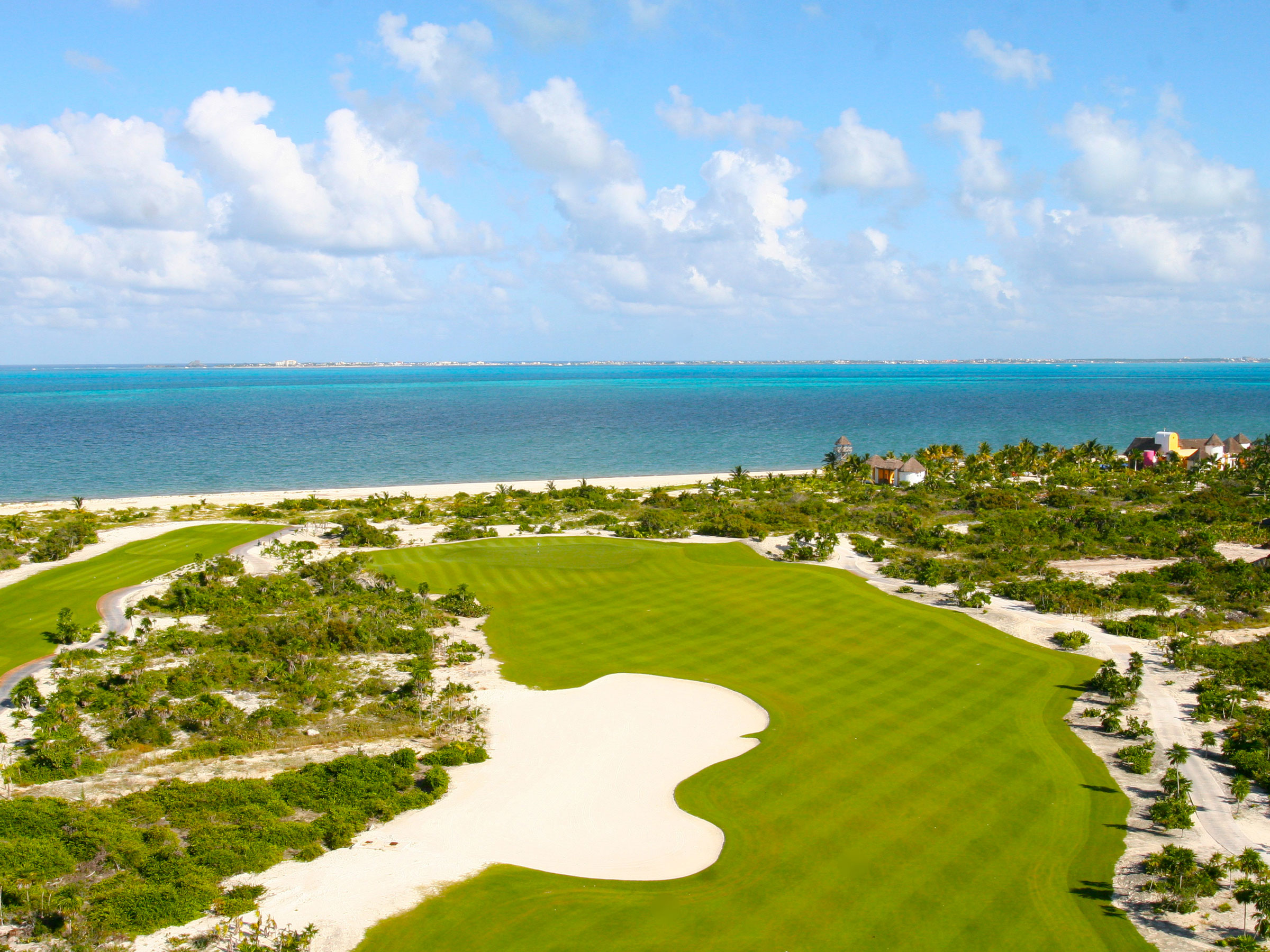 Vacaciones y Golf en Cancun