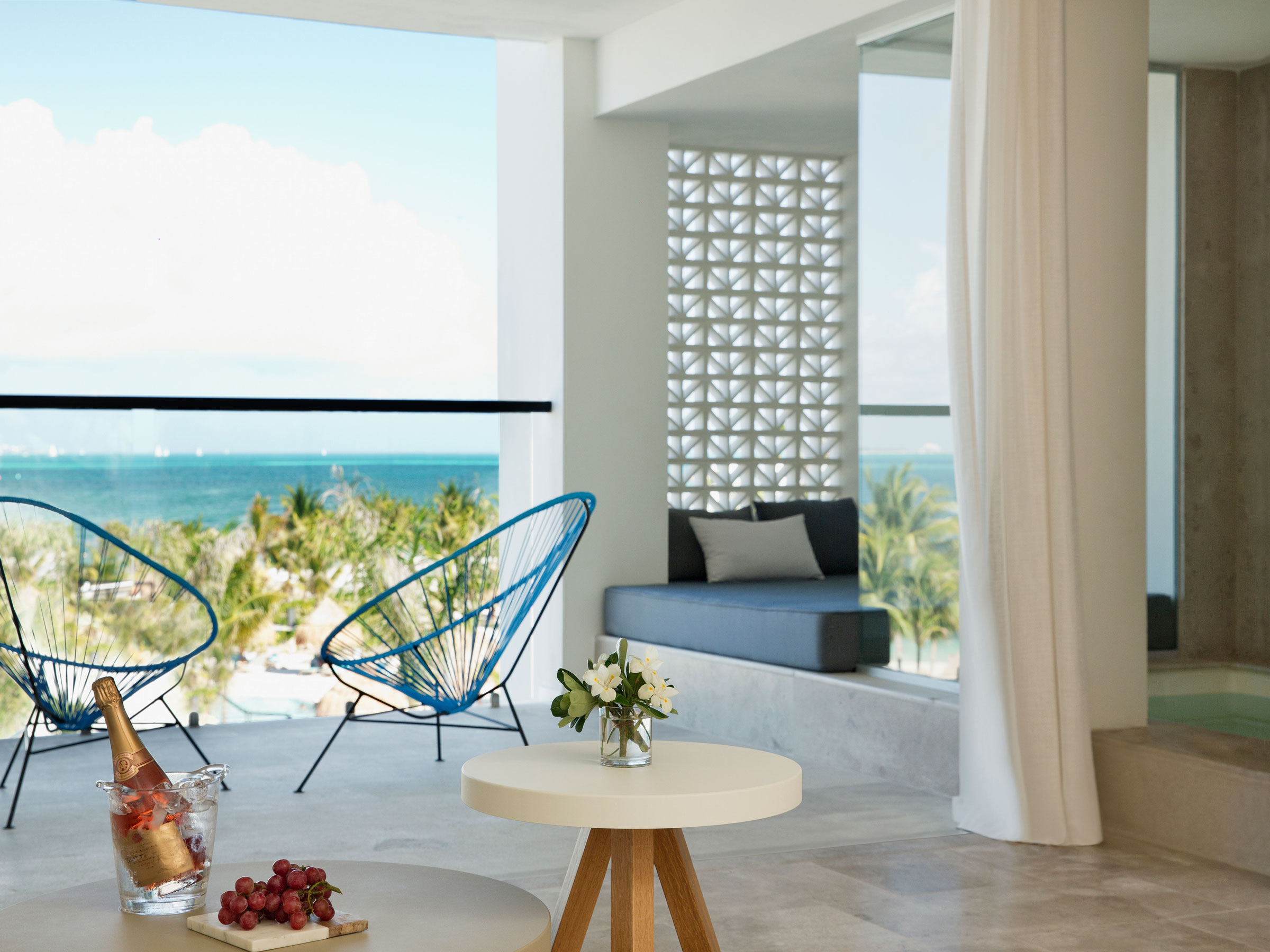 Ocean View Suites at Our Luxury Family Resort in the Caribbean