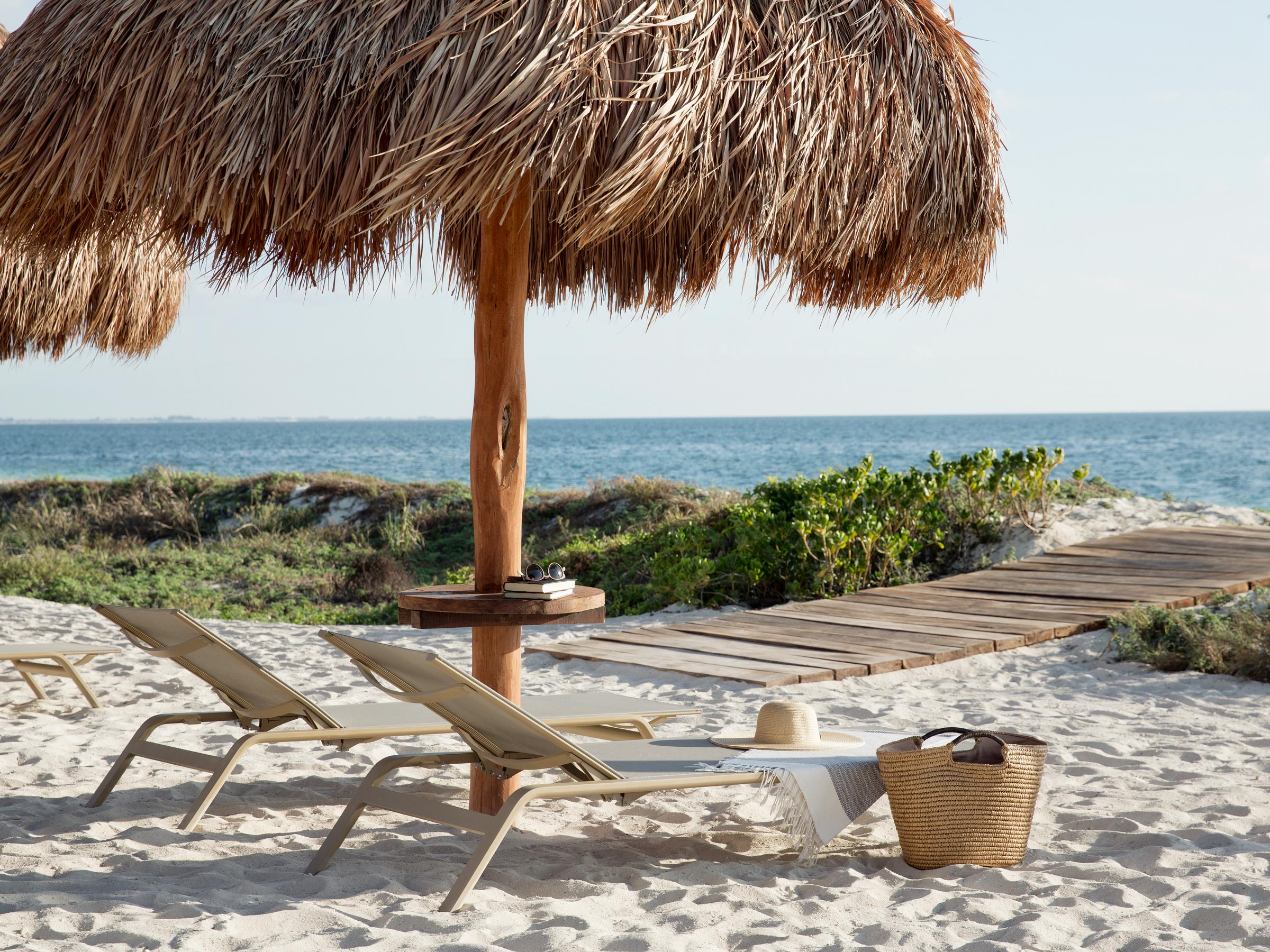White Sand Beaches at Our Cancun Resort Adults Only Area