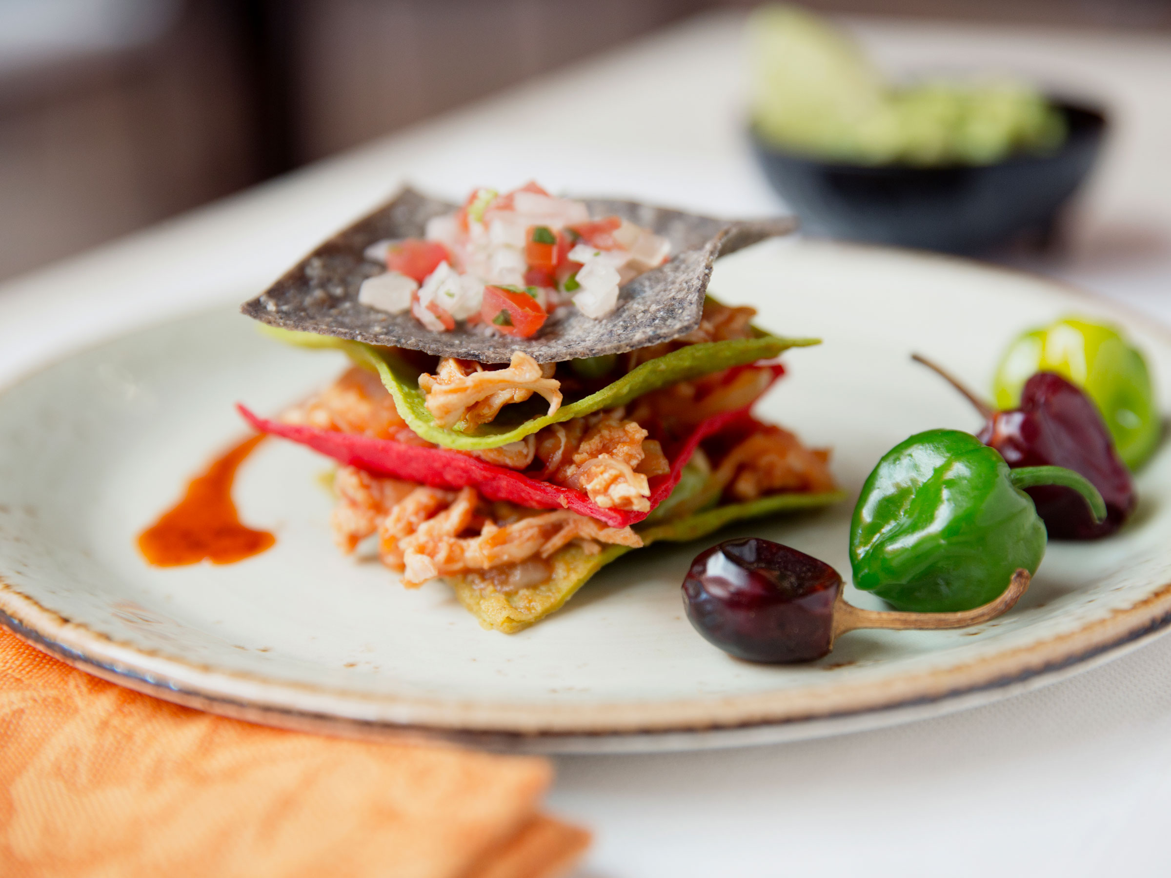 Mexican And Tex-Mex Specialties At Lizo Restaurant